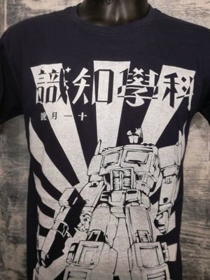 Image of Transformers t shirt