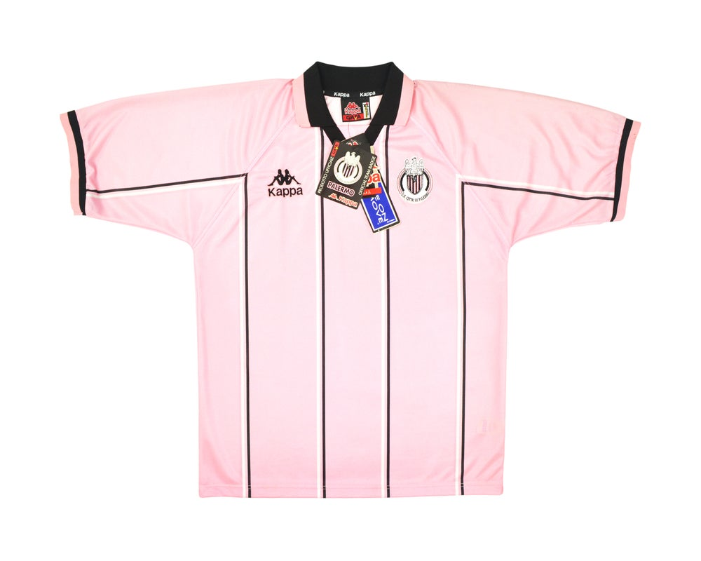 Image of 1996-99 Kappa Palermo Home Shirt XL