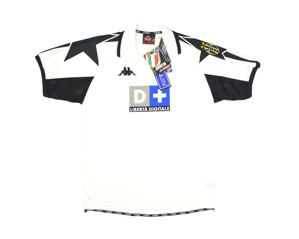 Image of 1998-99 Kappa Juventus Away Shirt XL