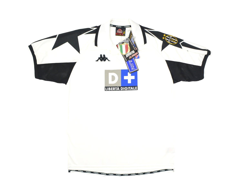 Image of 1998-99 Kappa Juventus Away Shirt XL