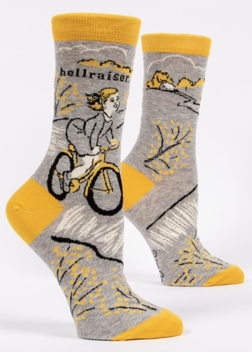 Image of Hellraiser Crew Socks
