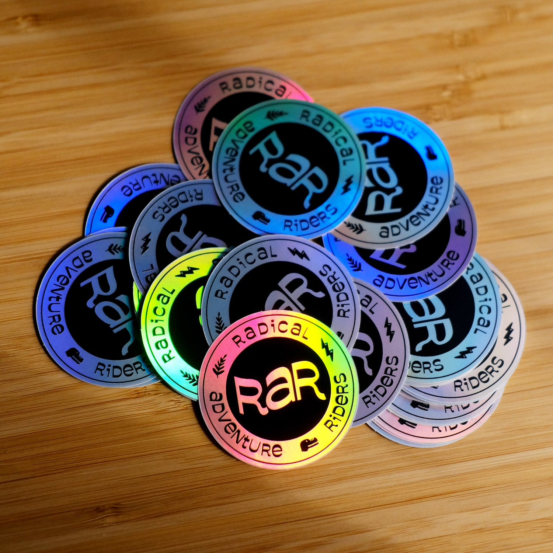 Image of RAR Artist Fund Sticker