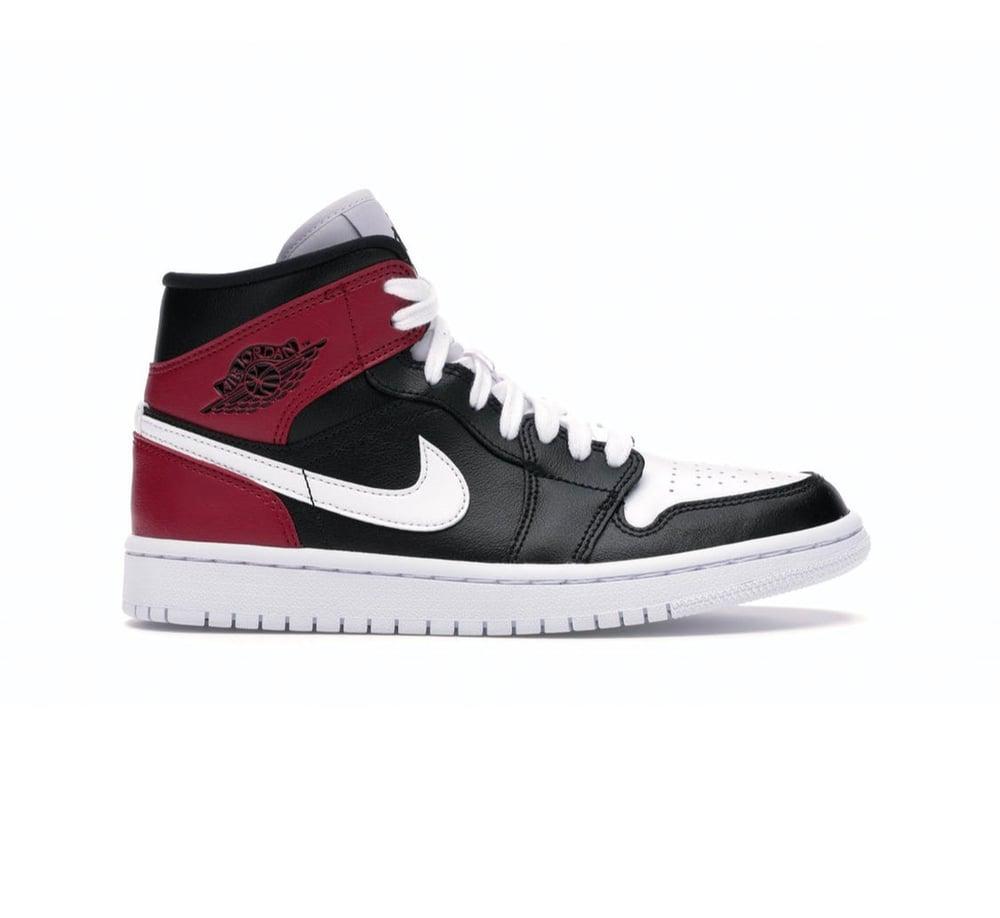 Air Jordan 1 / Black Noble Red