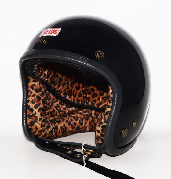 Image of JK400 Gloss Black & Leopard