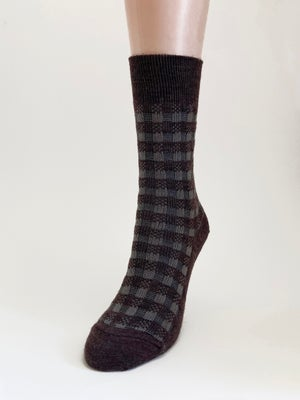 Image of Black Forest - Soft Merino Dress Socks