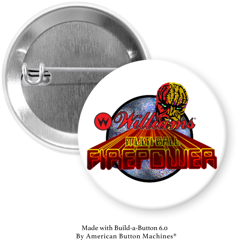 Firepower Pinball