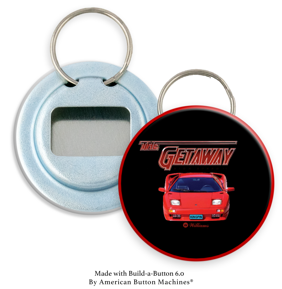 The Getaway Pinball