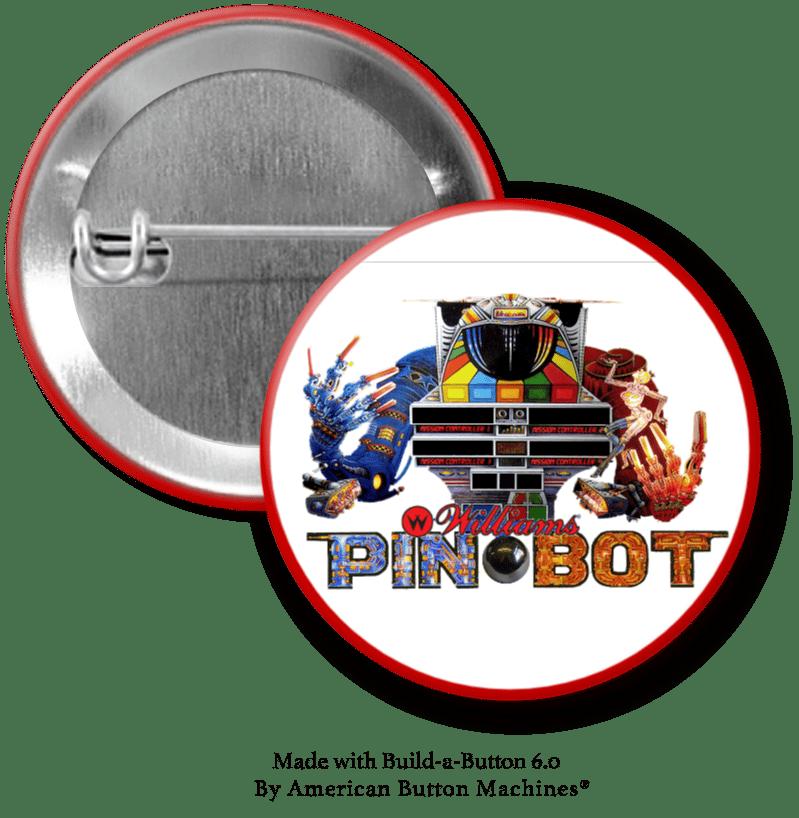 Pinbot Pinball