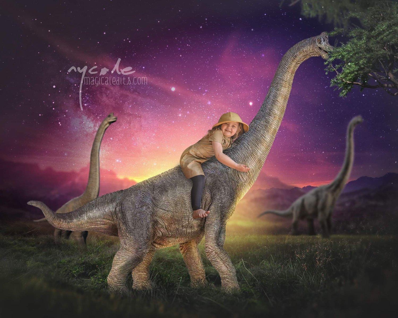 Image of Dino bestie