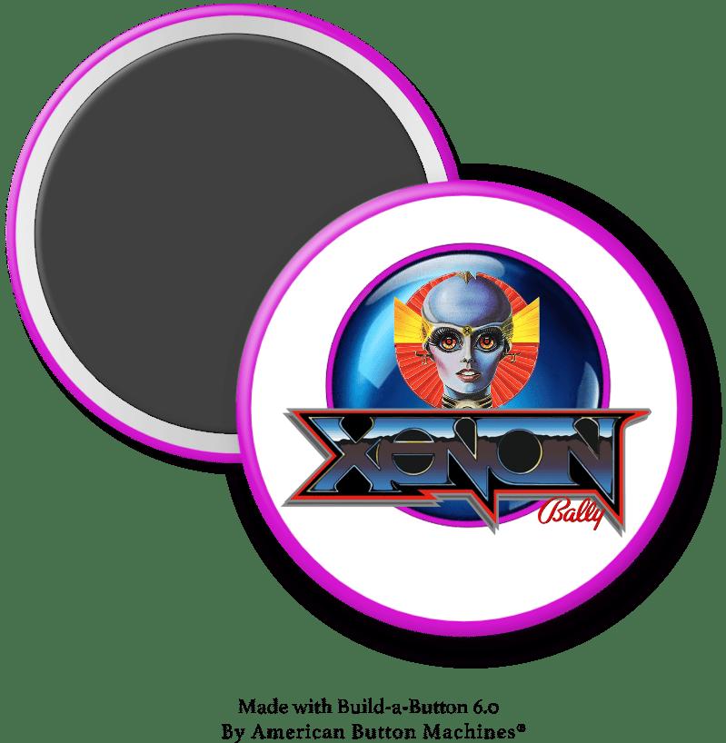 Xenon Pinball