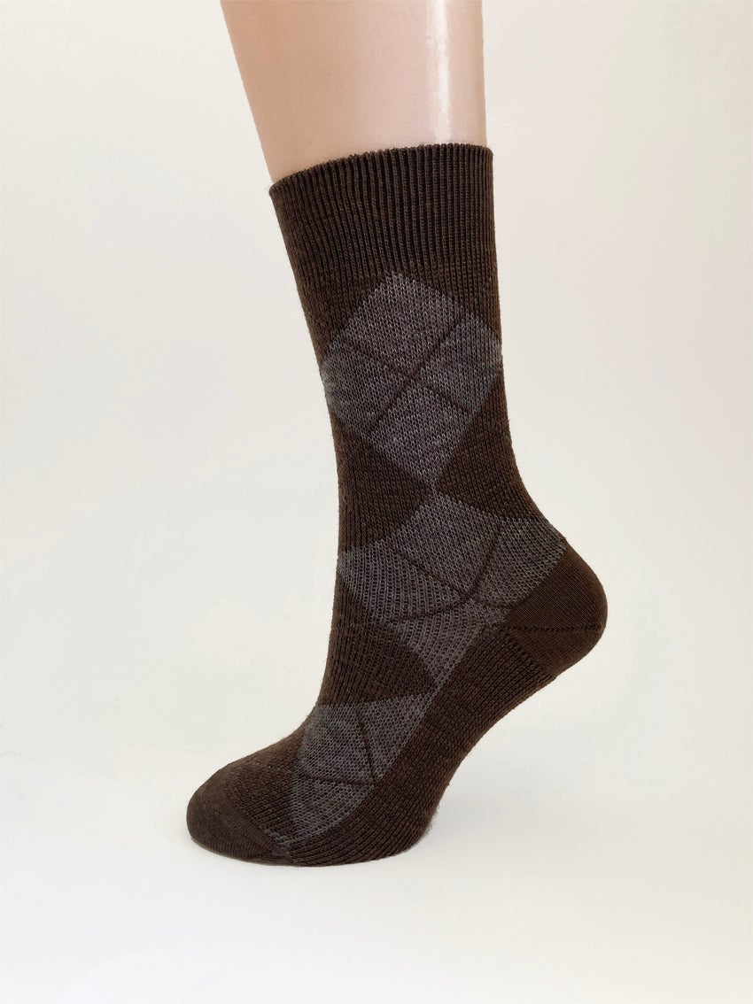 Image of Coffee Bean - Soft Merino Socks