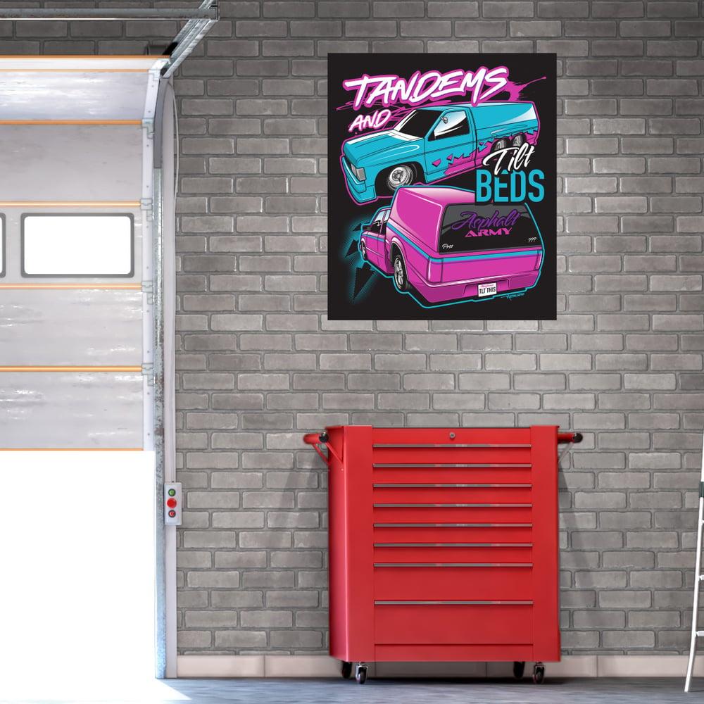 Image of Banner-Tandems & Tilt Beds
