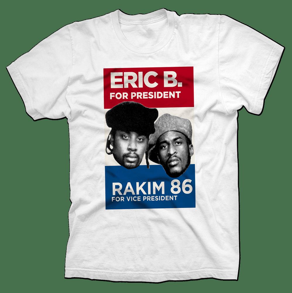 Eric B For President