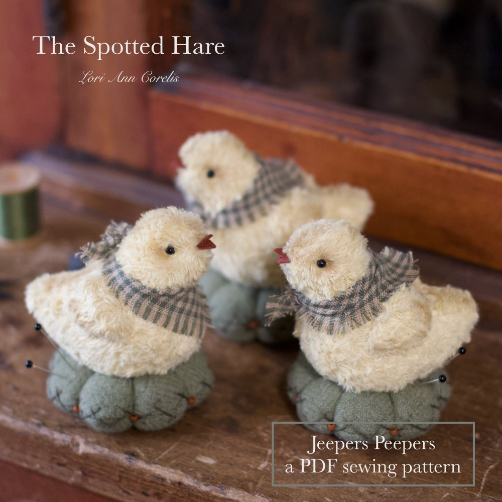Jeepers Peppers ~ PDF PATTERN!