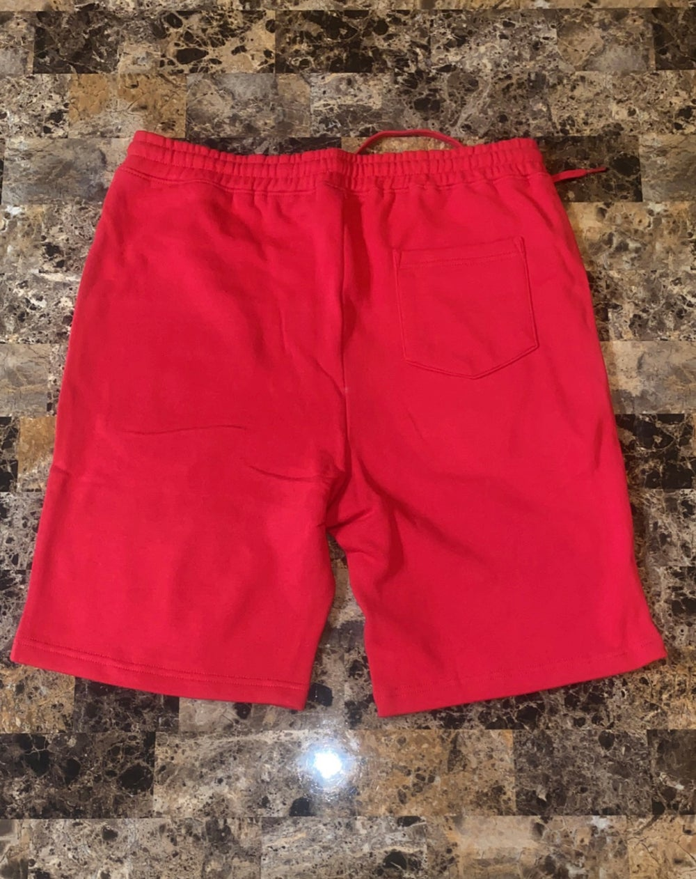 Cauhz™️ Red Sweat Shorts