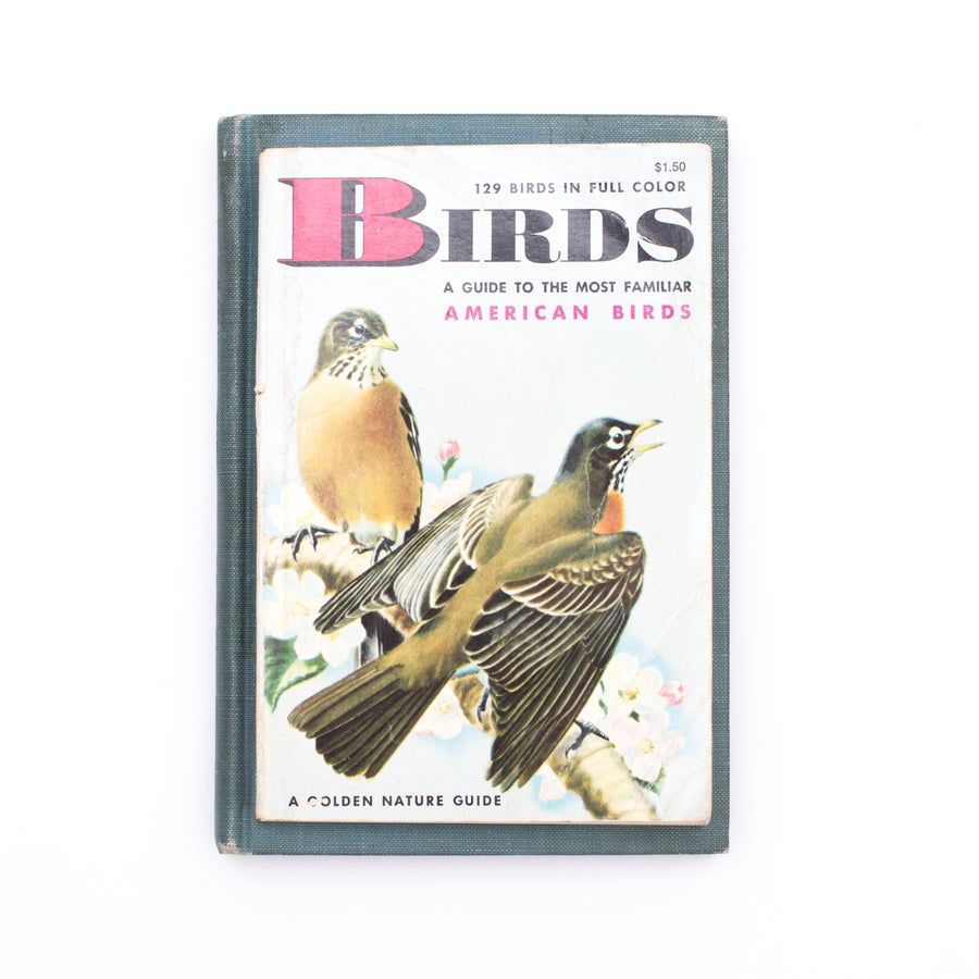 Image of Birds Golden Guide