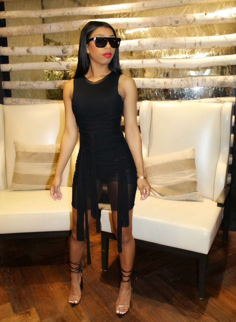 Image of Tulum Black | Dress