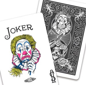 Image of CHALLENGER BICYCLE PLAYING CARDS