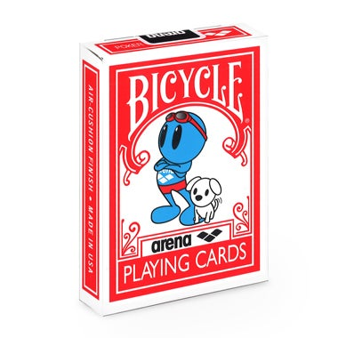 Image of arena BICYCLE PLAYING CARDS