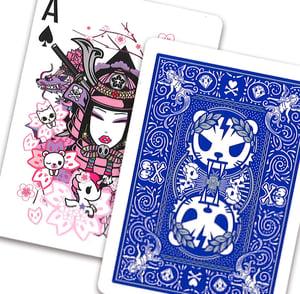 Image of TOKIDOKI SPORTS BICYCLE PLAYING CARDS