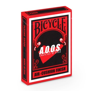Image of A.O.O.S. BICYCLE PLAYING CARDS