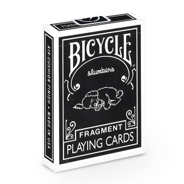 Image of FRAGMENT SLUMBER BICYCLE PLAYING CARDS