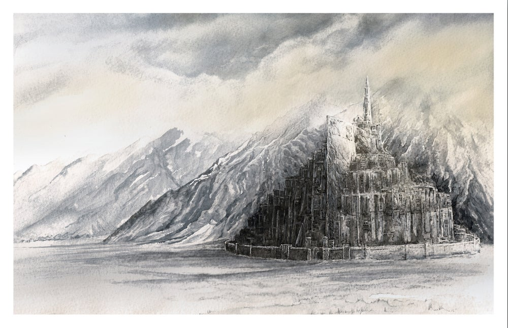 Image of SCAPES#01.2_Minas Tirith