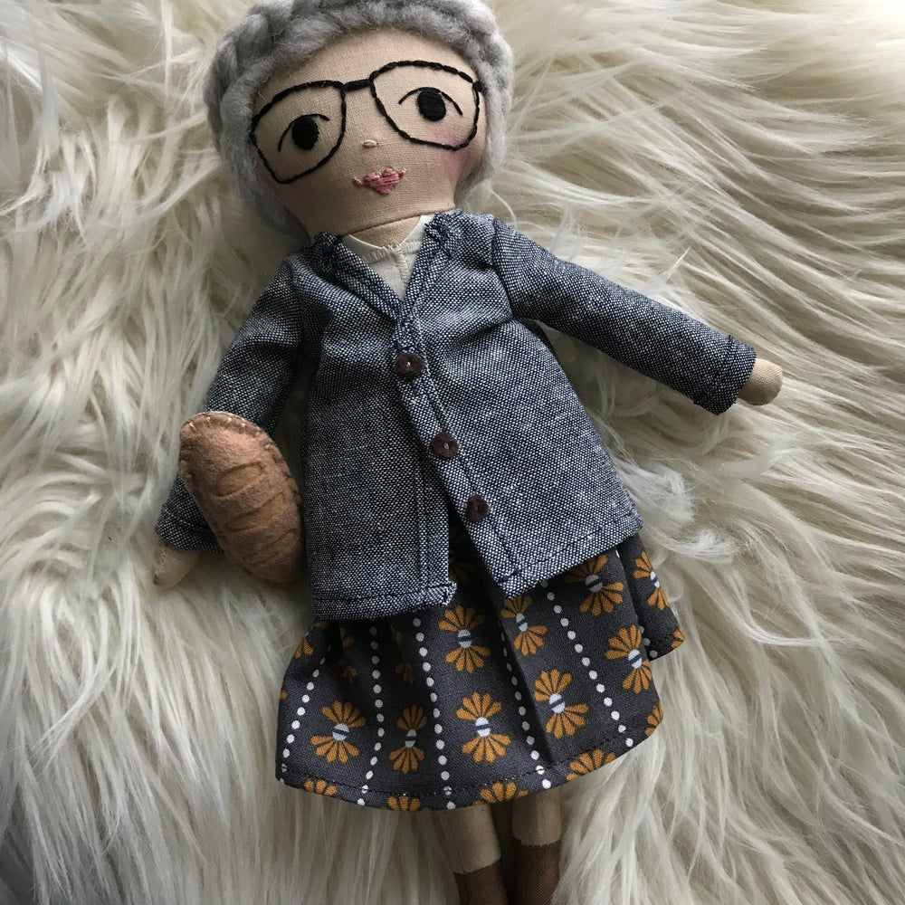 Image of [[Author Doll]] Dorothy Day