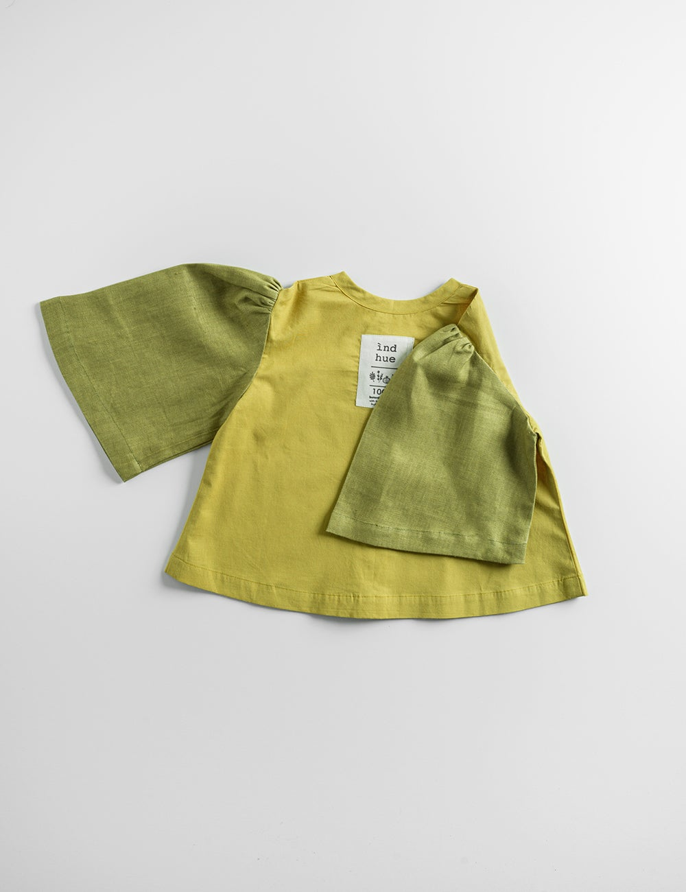 Image of GAIA BLOUSE_COCOON
