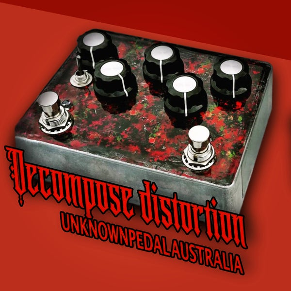 Image of Decompose (Brutal chainsaw distortion) #chaos
