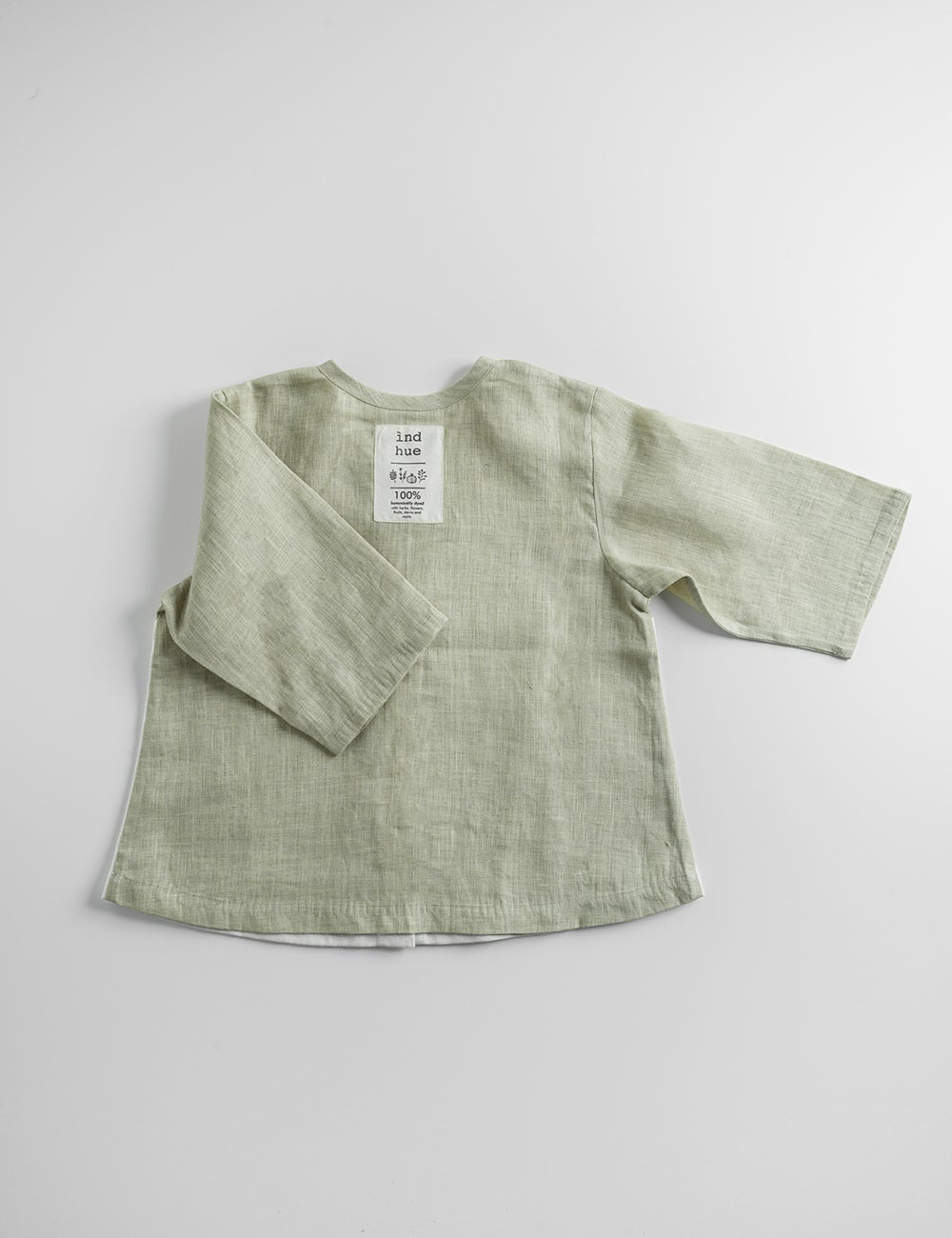 Image of OLMO BLOUSE_SILVER FERN