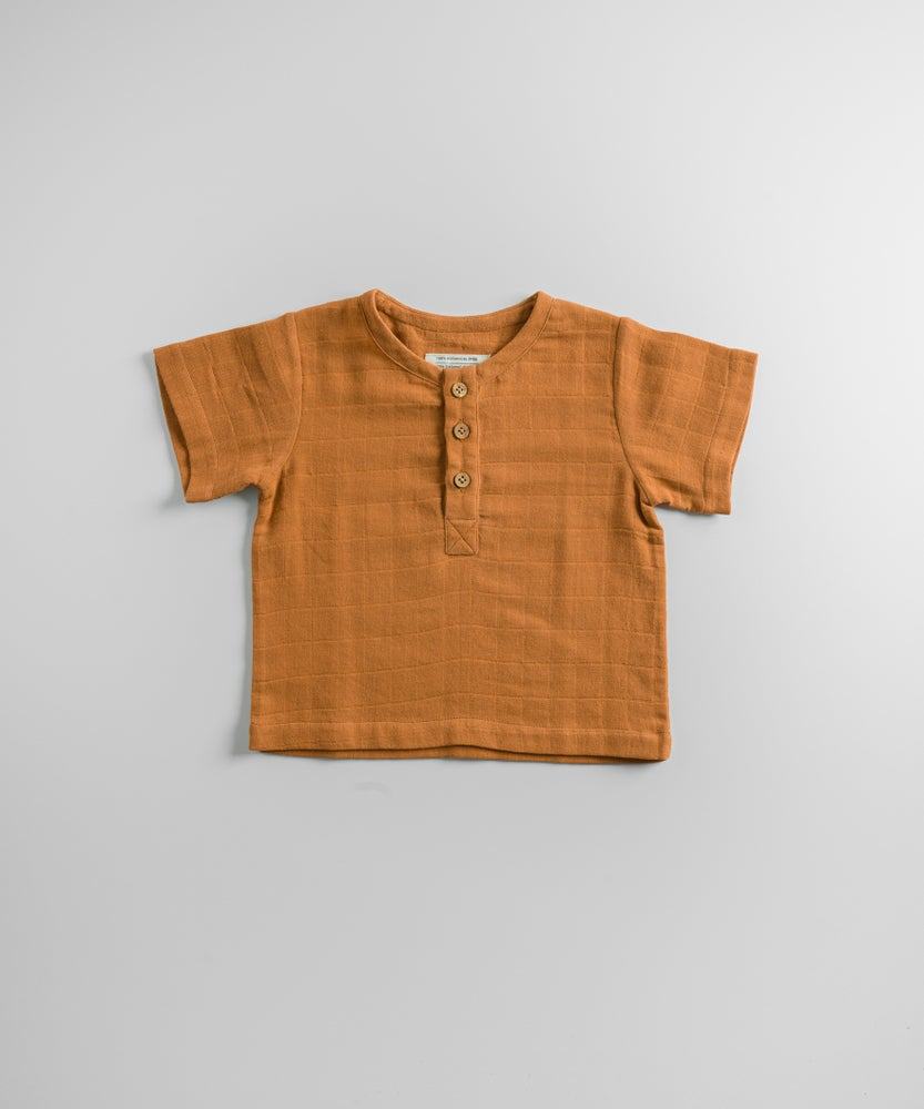 Image of MARTE T-SHIRT_APRICOT