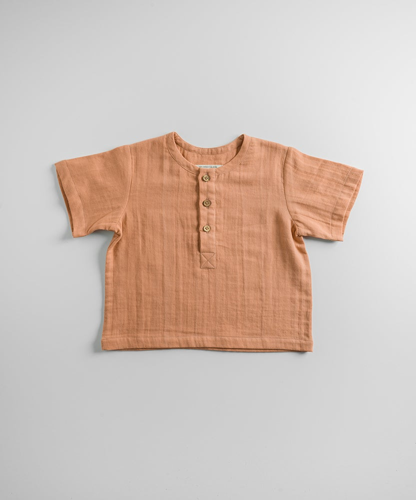 Image of MARTE T-SHIRT_ PEACH