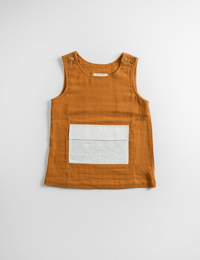 Image of ARIA TOP_APRICOT