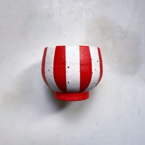 Image of Circus cup - small // radiant red