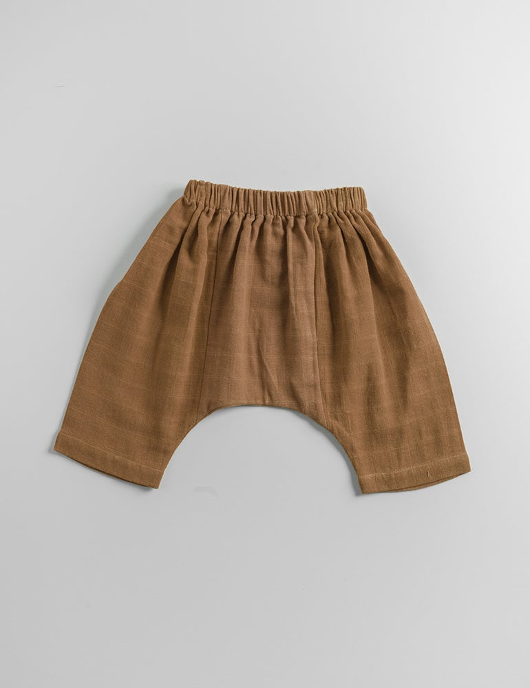 Image of RIO SHORTS_ SUGAR BROWN