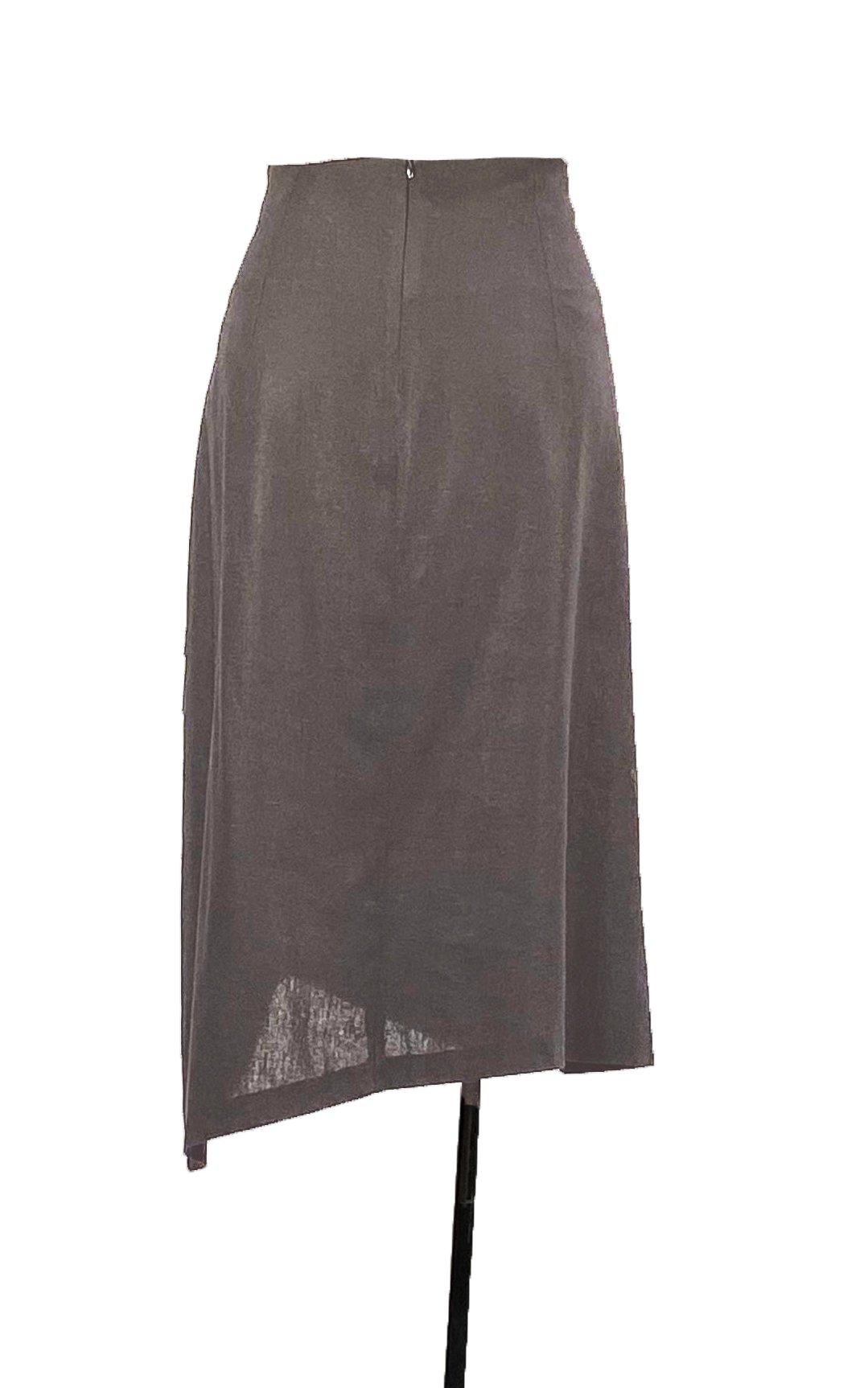 Image of Bauhaus Skirt (Gray)