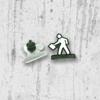 INDECLINE Hat Pin