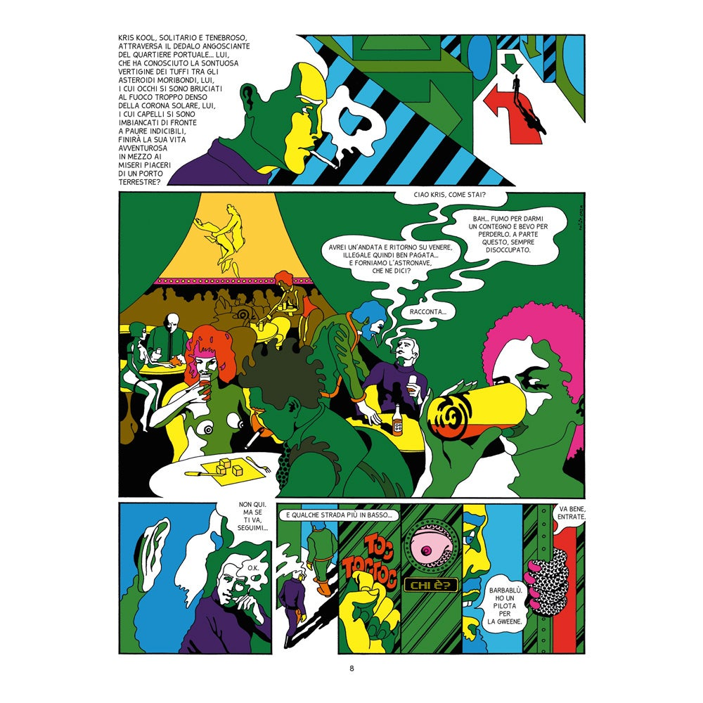 KRIS KOOL edizione italiana limitata PEARL EDITION
