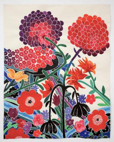 Image of Fantastic Flower 2010