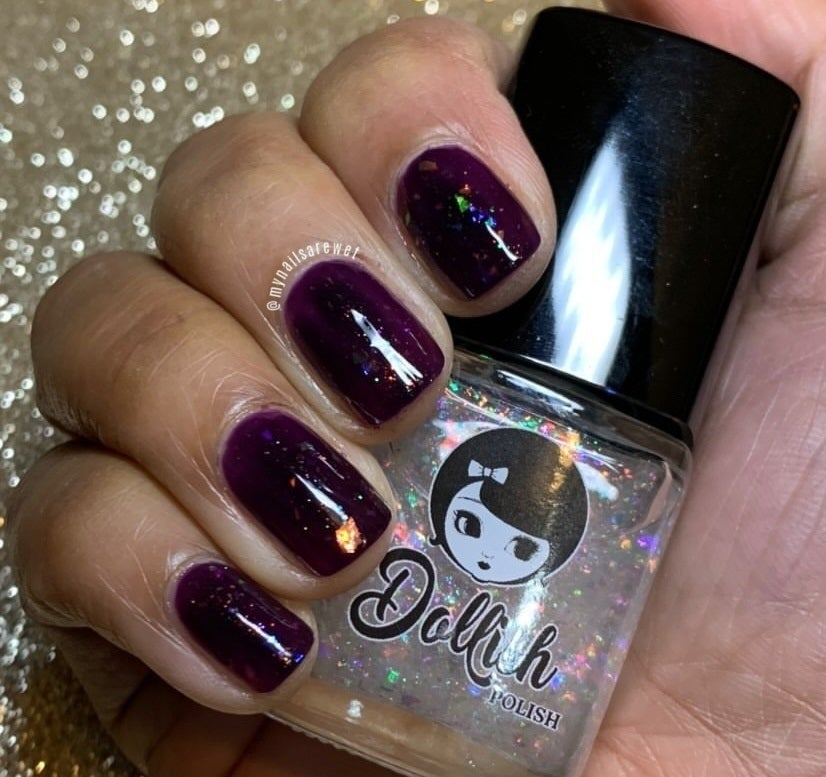 "Image of Season Of The Witch Collection - ""Lupercalia "" Full size polish"
