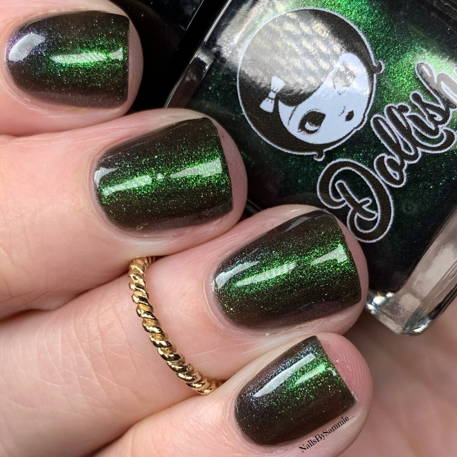 """Image of Season Of The Witch Collection - """"The Church Of Night"""" Full size polish"""