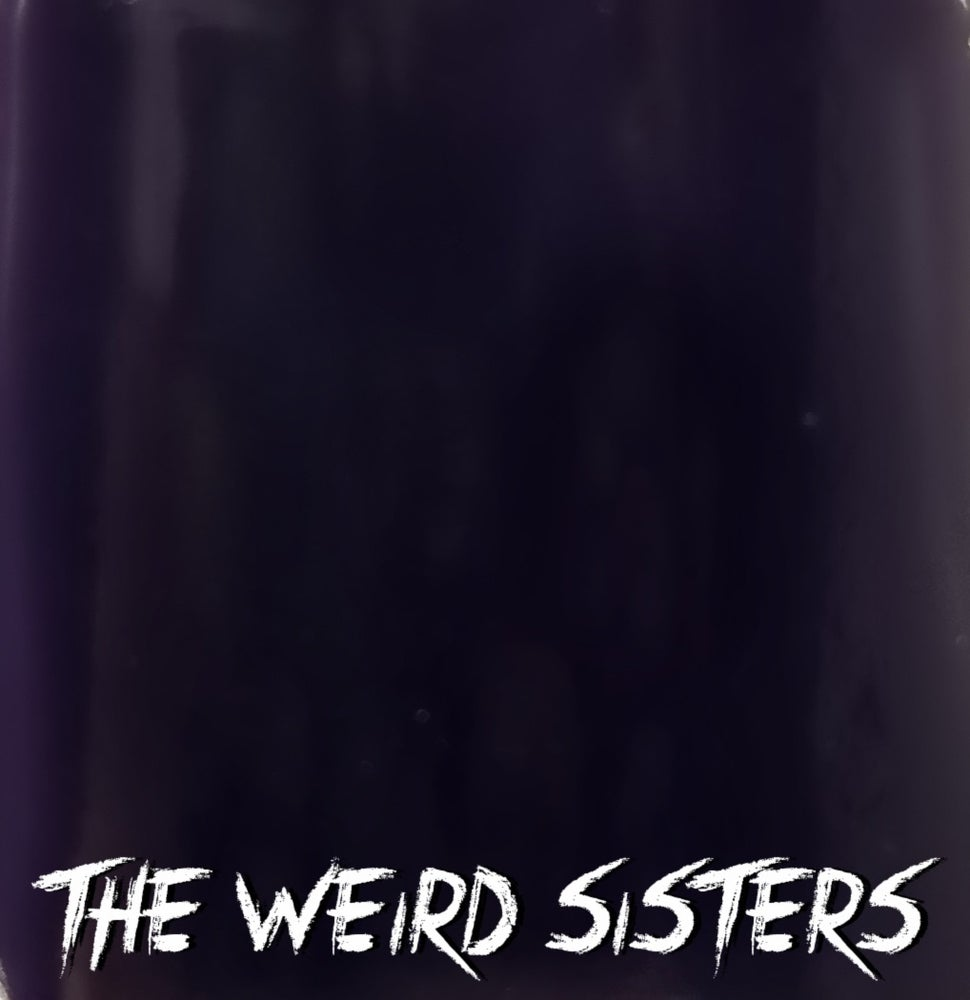 "Image of Season Of The Witch Collection - ""The Weird Sisters "" Full size polish"