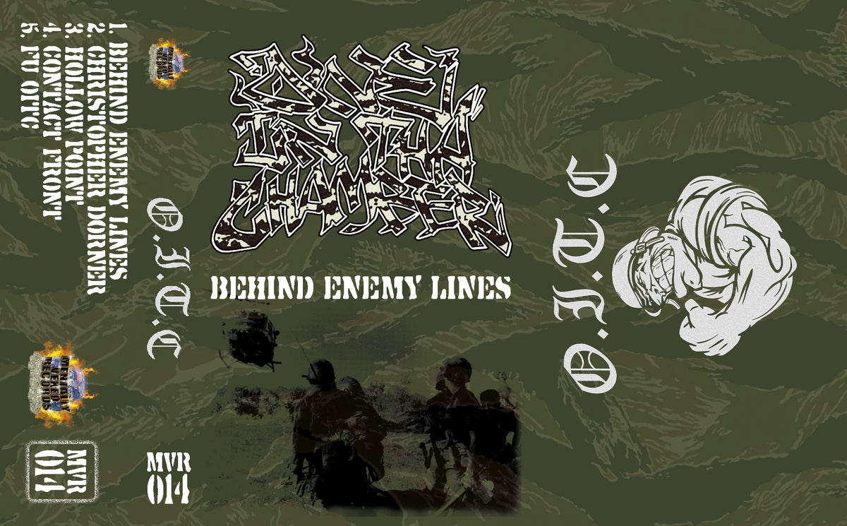 MVR014 - ONE IN THA CHAMBER - BEHIND ENEMY LINES