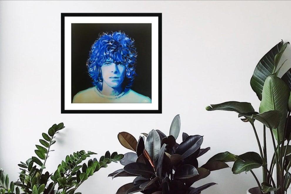 Boy Blue - Limited Edition Print