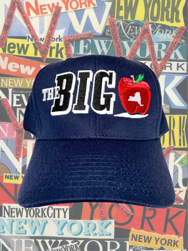"Image of ""The Big Apple"" Cap"