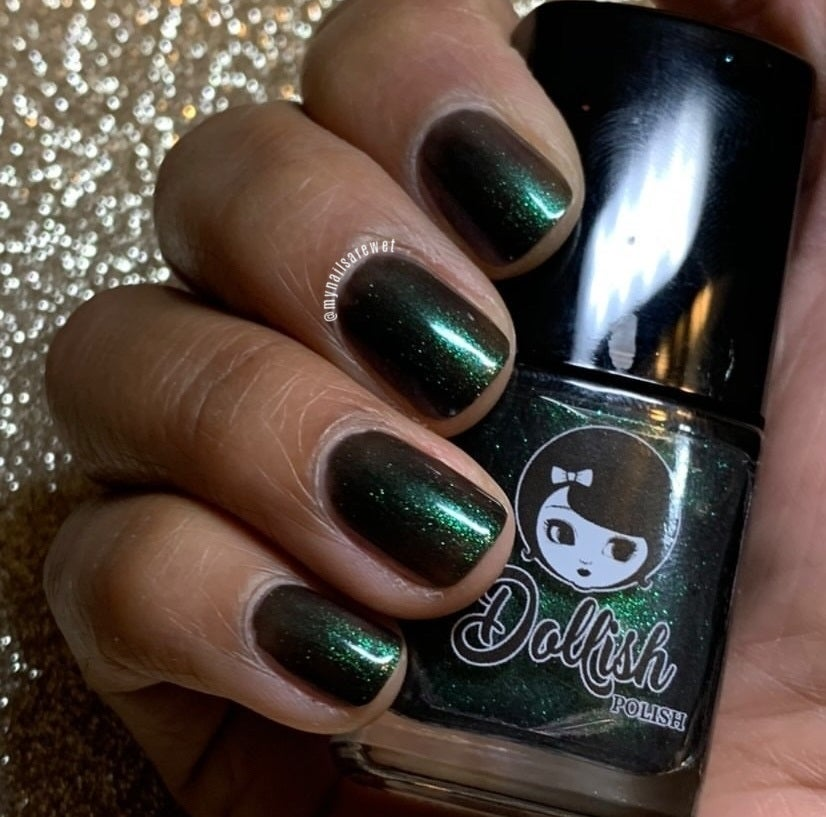 """Image of Season Of The Witch Collection - """"The Church Of Night"""" Mini size polish"""