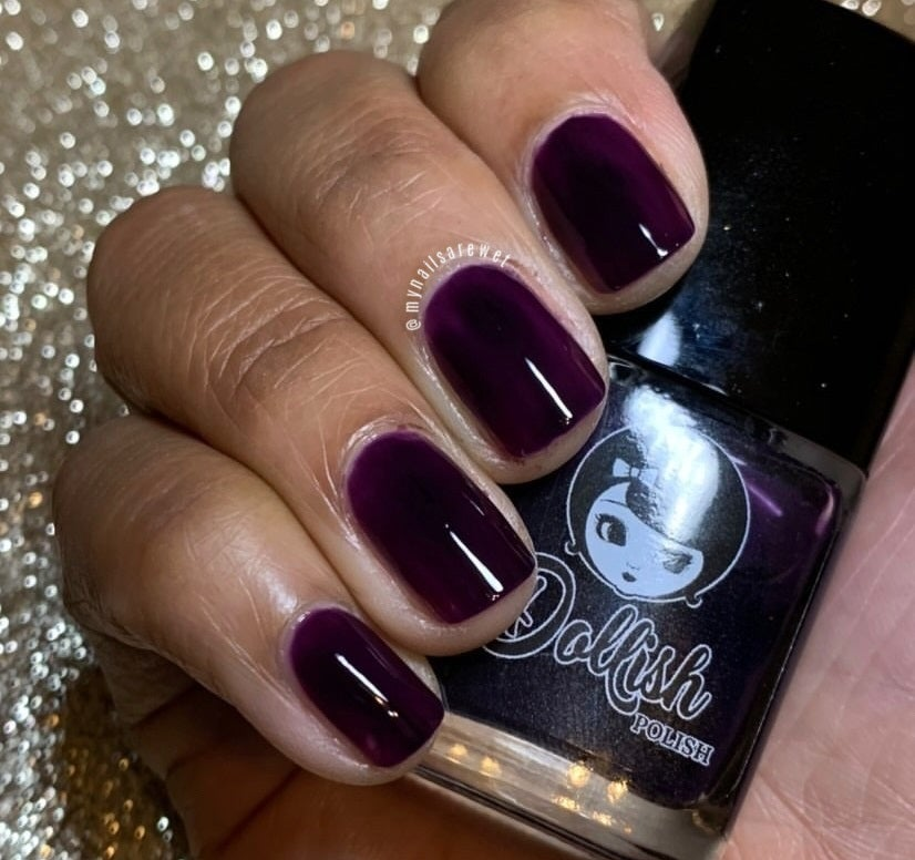 "Image of Season Of The Witch Collection - ""The Weird Sisters "" Mini size polish"