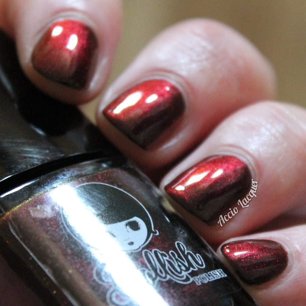 """Image of Season Of The Witch Collection - """"Dark Baptism"""" Mini size polish"""