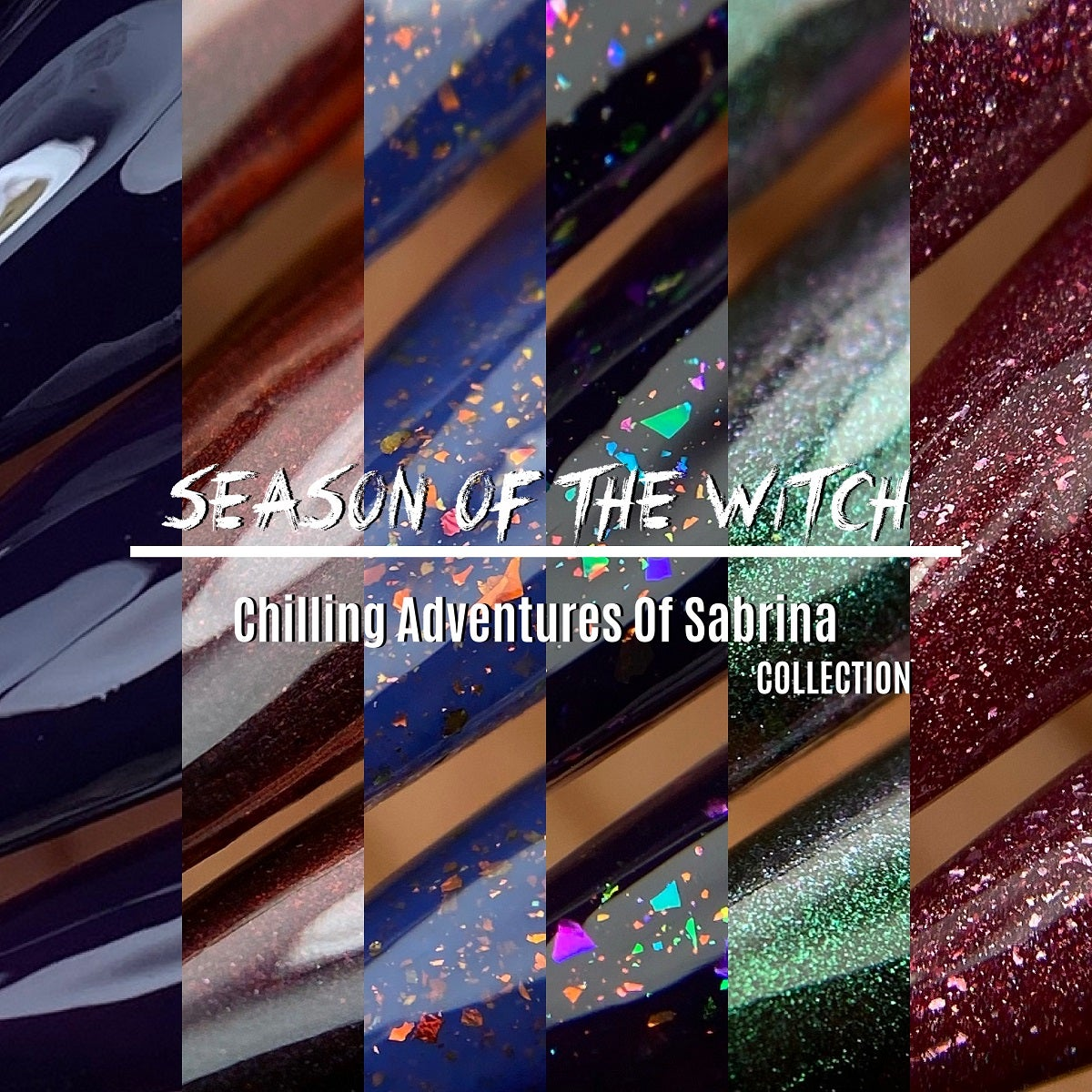 Image of Season Of The Witch Complete MINI Size Collection